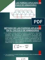 Método de Las Fuerzas Aplicado en El Cálculo