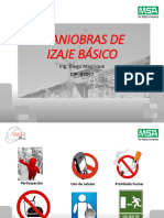CURSO DE IZAJES EMPRESA HSEC AREQUIPA