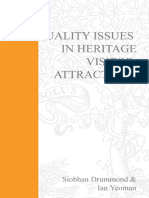 Ian Yeoman-Quality Issues in Heritage Visitor Attractions (2001)
