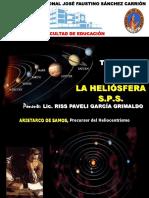 Geografía Astronomica Heliosfera Copia