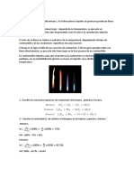 Cuestionario Labo de Organica 8