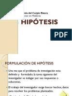 Clase Hipotesis
