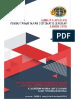 Panduan Aplikasi PTSL 2018-1
