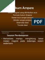 10.Hukum Ampere