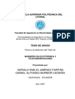 Tesis Docsis Ecuador