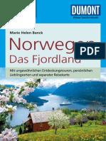 Dumont - Reise-Taschenbuch - Norwegen - Das Fjordland