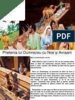 PREZENTARE BUN_prietenia Lui Dumnezeu Cu Noe