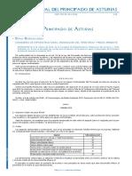 Normativa de pesca continental Asturias 2019