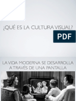 que es la cultura visual?