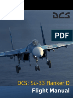 SU-33 Flaming Cliffs Flight Manual En