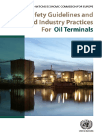 Safety issues on Oil Terminals (UN)