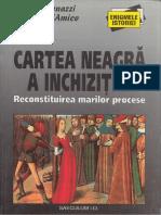 Natale Benazzi & Matteo D'Amico - Cartea Neagra a Inchizitiei