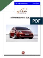 Fiat Bravo Training Manual