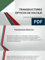 Transductores Opticos de Voltaje