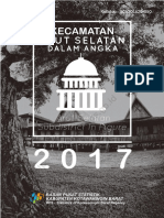Kecamatan Arut Selatan Dalam Angka 2017 (1)