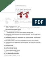 SAP Penyakit Dan Perawatan Asma