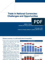Trade in National Currencies