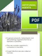 Antifungalagents (v)