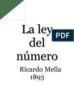 La ley del número