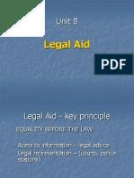 Unit - Legal Aid
