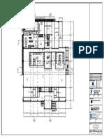 a1.02 Mezzanine Floor Plan