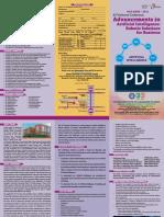 Brochure IT Conf 12 Oct 2018