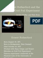 Gold Foil Experiment Powerpoint