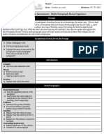 unit 2 summative assessment  multi-paragraph essay organizer 10 2f30