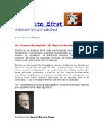 Instituto Efrat - De Darwin a Rockefeller