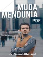 E-Book MUDA MENDUNIA Oleh Dr. Gamal Albinsaid