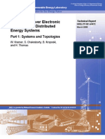 Advanced Power Electronic Interfaces for Distr Eng Sys