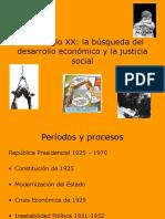 Introduccion Chile Siglo Xx Chile
