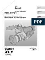 Manual Xl1