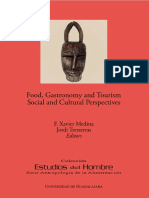Food Gastronomy Tourism