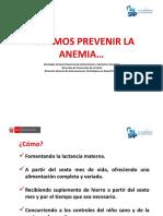 podemos de prevenir la anemima