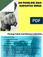 Pertemuan 8 Fisiologi Tubuh Presentasi