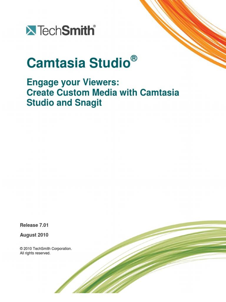 Create camtasia studio 7 library media   microsoft power point.