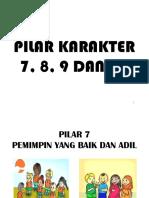 6. Penjelasan Konsep Knowing-Feeling Dan Feeling-Acting Pilar 7,8,9,K4