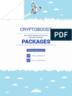 CryptoBoost.io - Packages Detailed Proposal