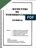 Fundamentos da Termodinamica