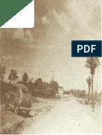 PANORAMICA DE LA CARRERA 5°,CON CALLE 30 EN LOS AÑOS 40.