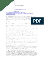 Transcripción de la entrevista a Norman Dodd (resumen)