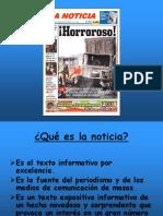 Power Point de La Noticia