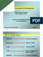 03 - Curso EOR 2010 - Surfactantes e álcalis