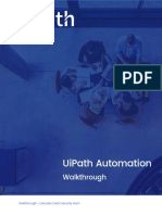 RPA Uipath Multiple Choice Q & a (1) | Microsoft Outlook