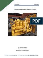 Pre - Commissioning Grupo Electrógeno Caterpillar 813 KVA