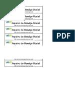 Arquivo Serviço Social