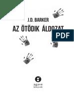 J.D. Barker