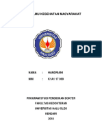 Tikm-7 Pilar Utama Kesmas-handriani-k1a1 17 069