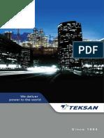 Teksan Company Profile